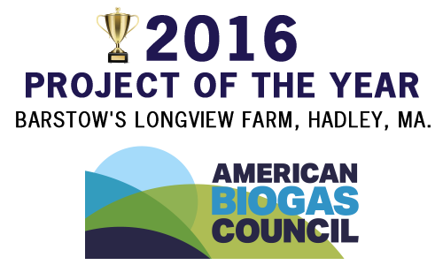 American Biogas Council 2016 Project of the year