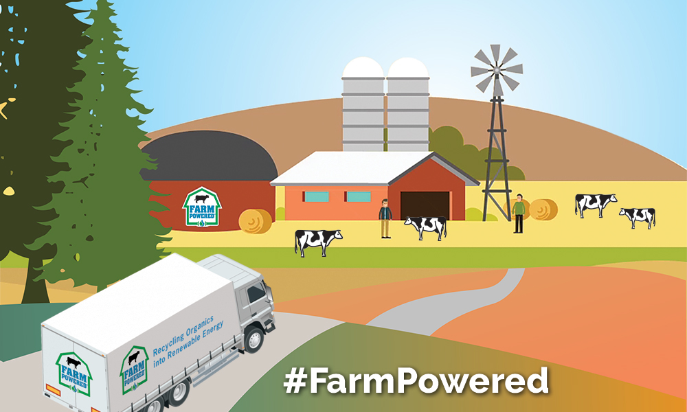 #FarmPowered
